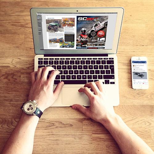Digital & Print Magazines